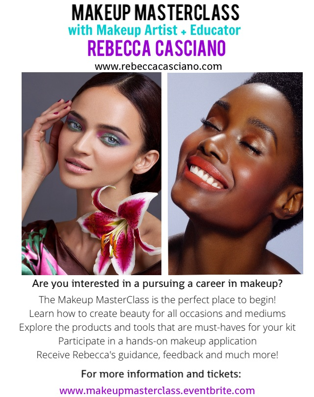 don t miss out casciano makeup master class june 3 2013
