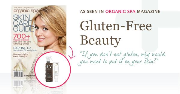 organic spa mag july 2013 No shop