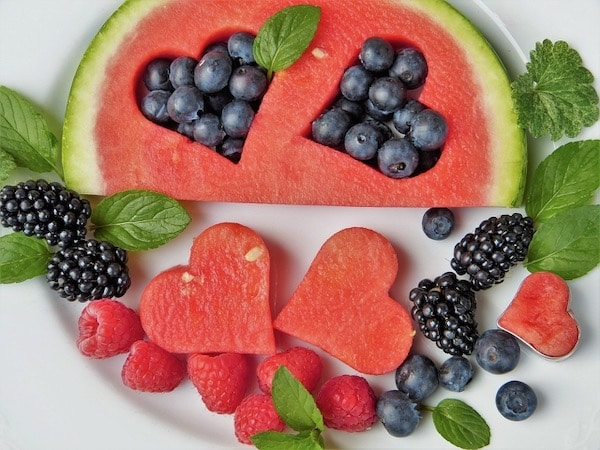 Fruits for Stressed Skin