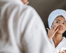Telomeres Skin Aging